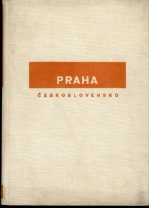 Josef Sudek: Praha (His First Book, 1929!)