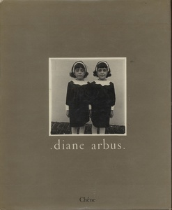 Diane Arbus (First Monograph. Rare First French Edition)