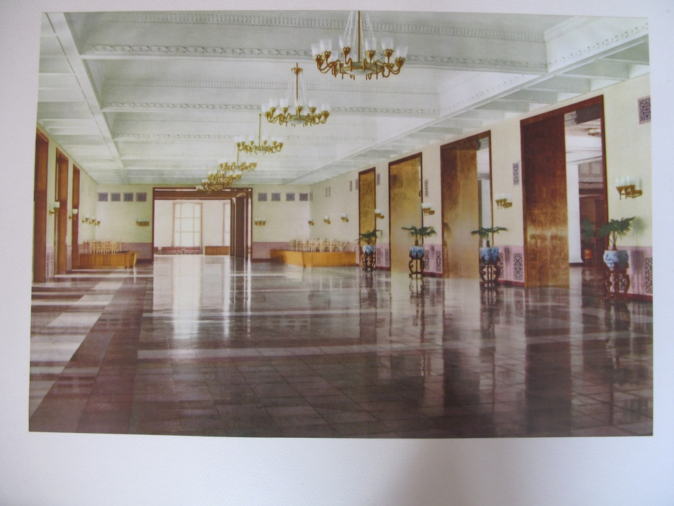(Anonymous) The Great Hall of the People (Portfolio of Twenty Photos)