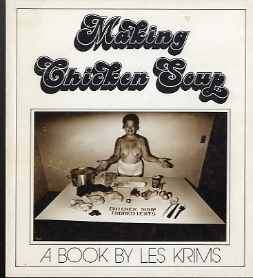 Les Krims: Making Chicken Soup (INSCRIBED)