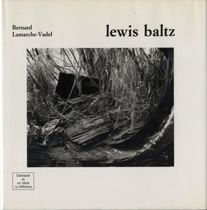 Lewis Baltz (1993 French Exhibition Catalogue)