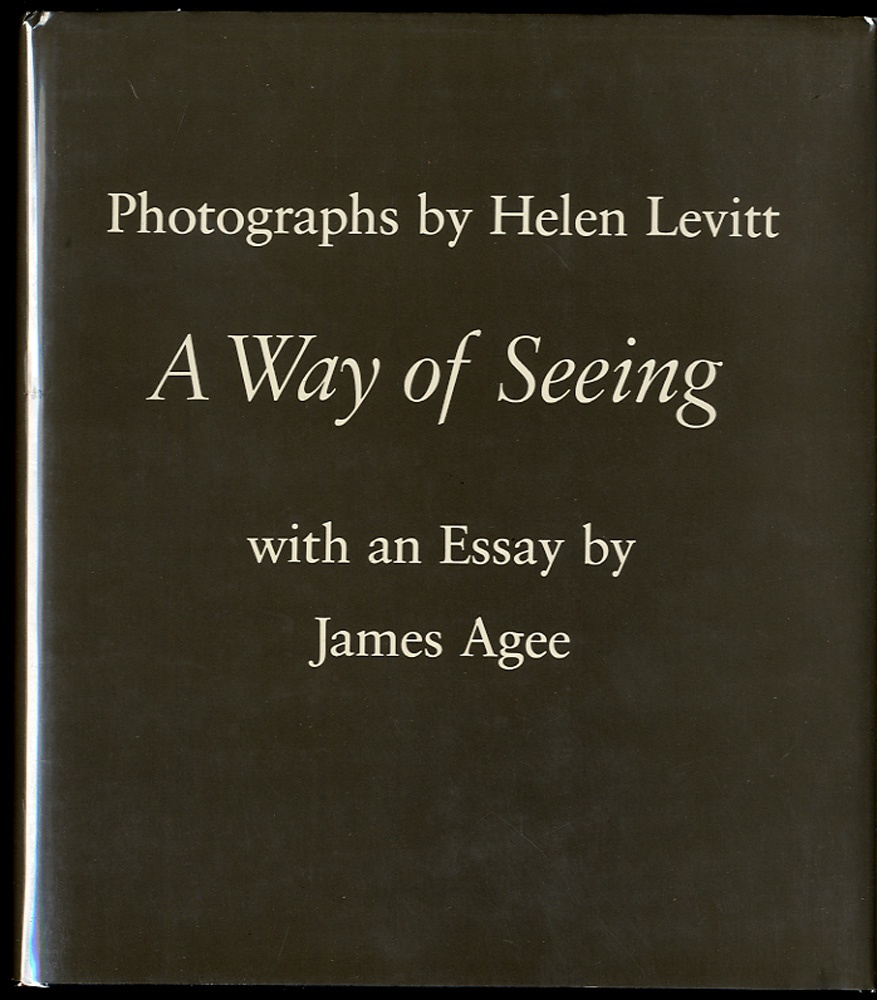 Helen Levitt: A Way of Seeing (1981 reprint)
