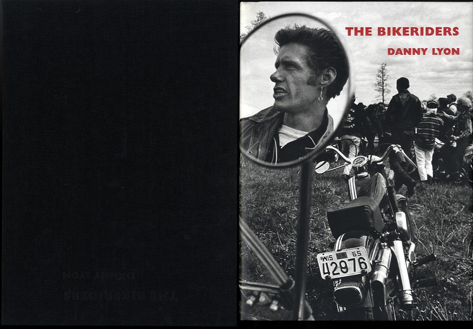 Danny Lyon: The Bikeriders (1997 Twin Palms Limited Edition, Signed!)