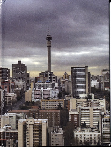 Guy Tillim: Jo'Burg (SIGNED)