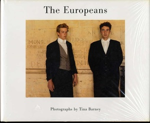 Tina Barney: The Europeans