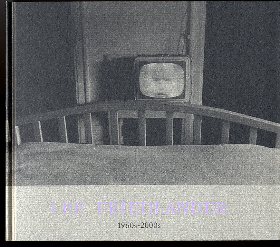 Lee Friedlander: 1960s-2000s (Rare Japnaese Catalogue, SIGNED)