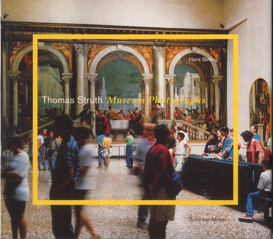 Thomas Struth: Museum Photographs (SIGNED)