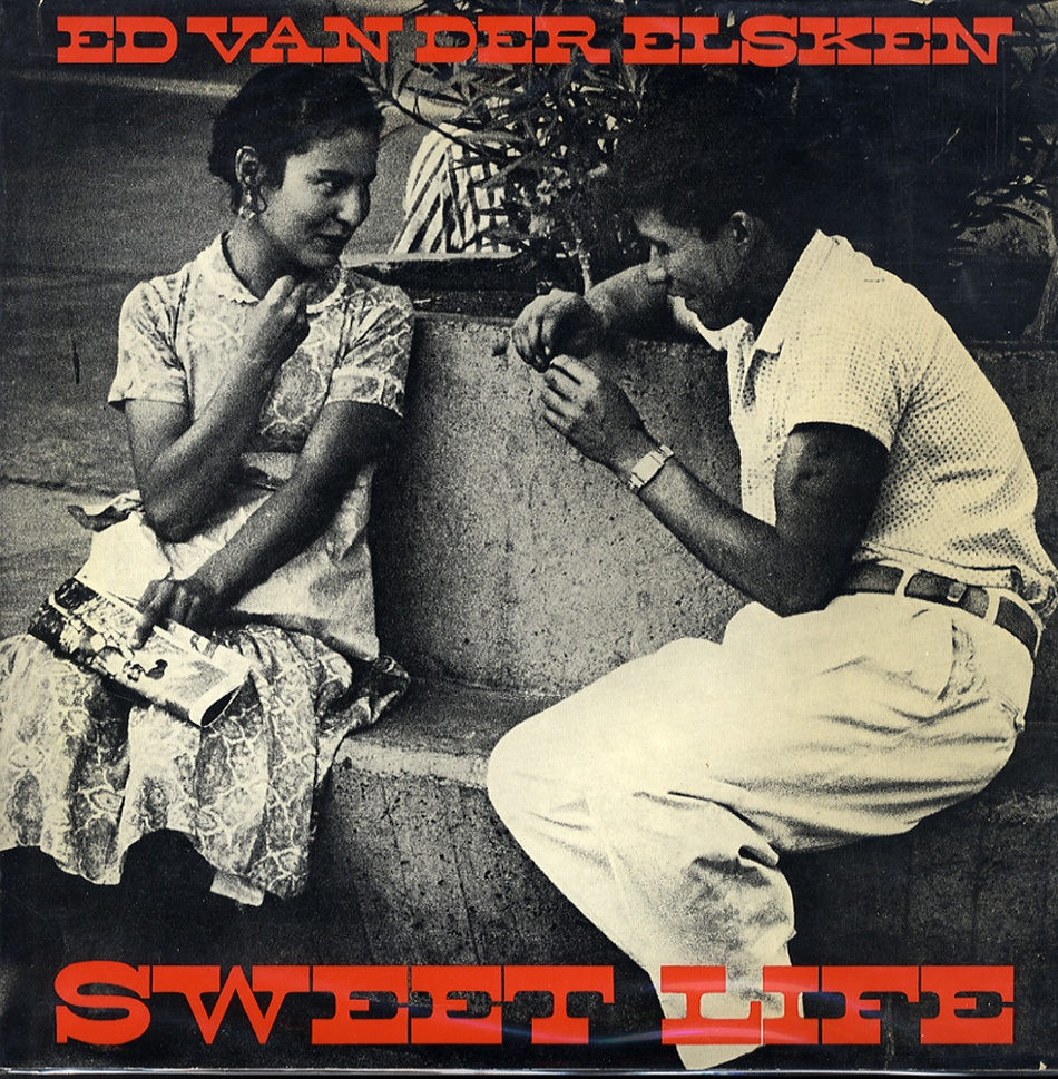 Ed Van Der Elsken: Sweet Life (Scarce German Bookclub Edition)
