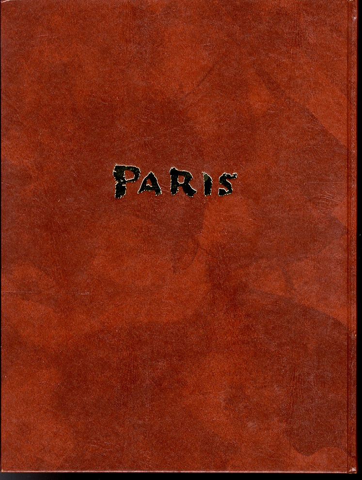 Kishin Shinoyama: Paris (SIGNED)