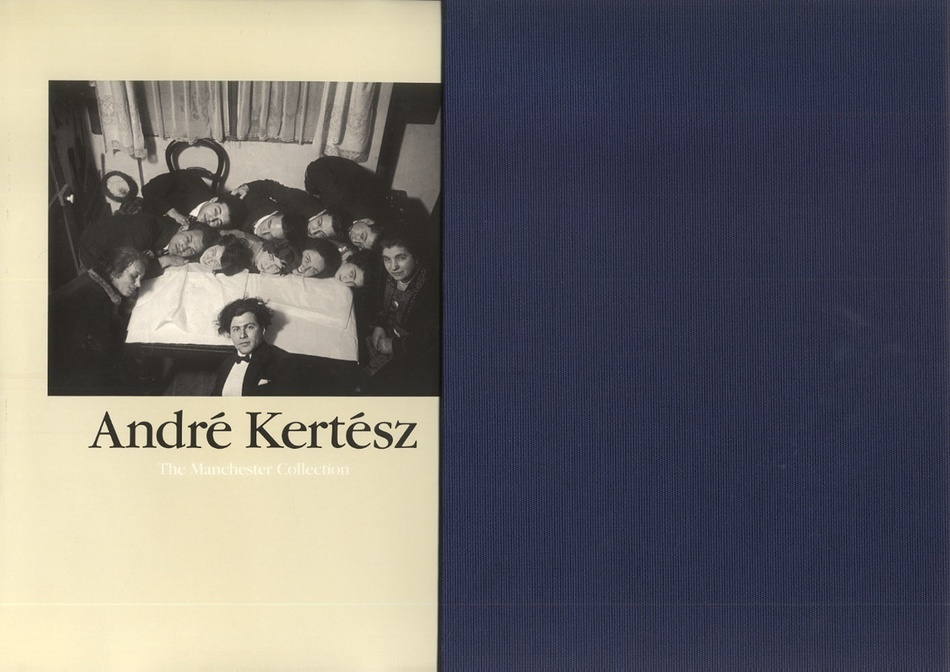 André Kertész: The Manchester Collection (SIGNED Limited Edition!)