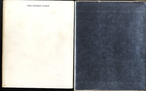 Ed Ruscha: Every Building on Sunset Strip (First Edition, with Extra Flap!)