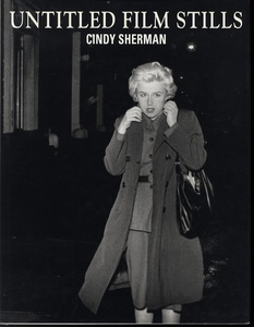 Cindy Sherman: Untitled Film Stills (1st German edition)--INSCRIBED!