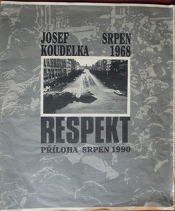Josef Koudelka: Respekt  (1968 Prague Invasion Photos!)