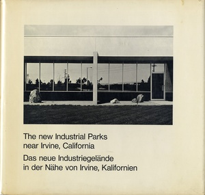 Lewis Baltz: The New Industrial Parks near Irvine, California (1st ed.!)