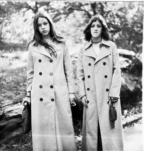 Diane Arbus: An Aperture Monograph (Rare 1st Printing with 'Two Girls in Identical Raincoats'!)