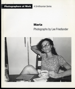 Lee Friedlander: Maria (SIGNED by both!)