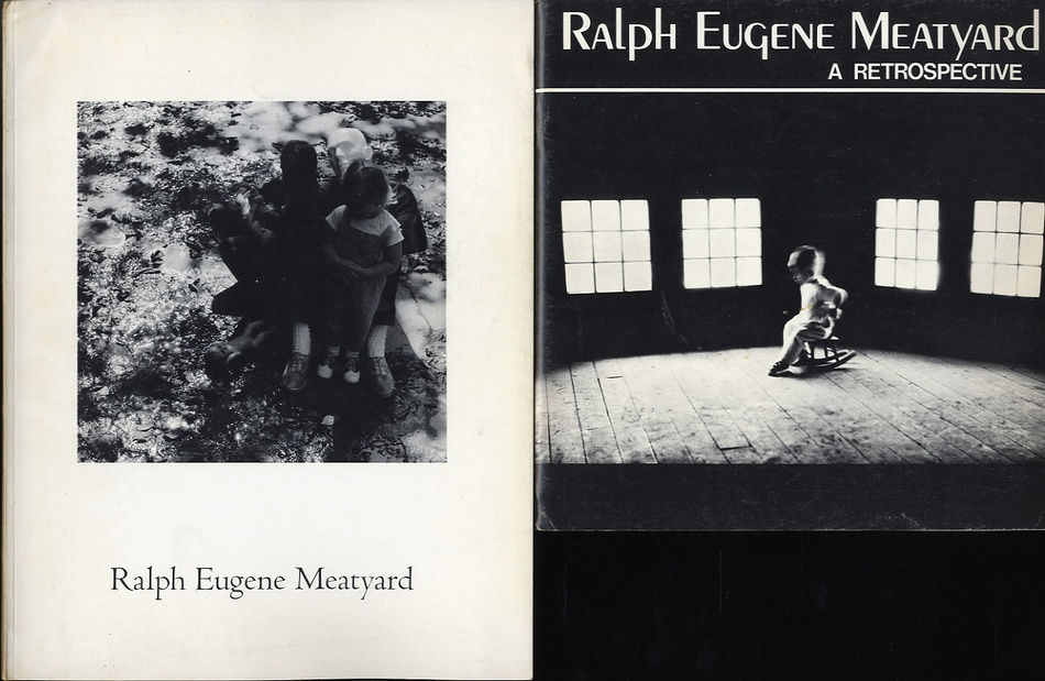 Ralph Eugene Meatyard (Two Scarce books)
