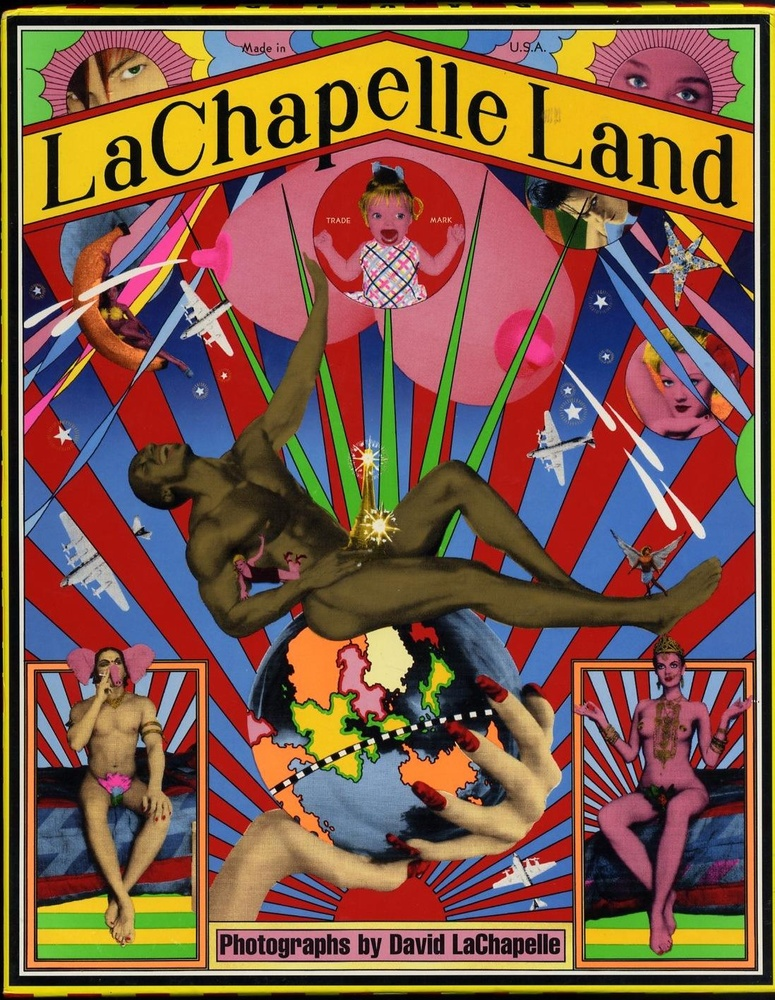 David LaChapelle: LaChapelle Land (Inscribed)