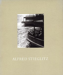 Stieglitz: 3 Books & 2 Exhibition Catalogues