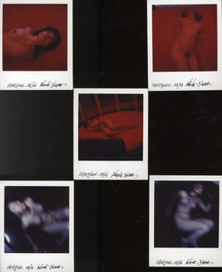 Antoine D'Agata: Five Original Polaroids (Shinjyuku, 2004)