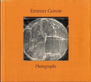 Emmet Gowin: Photographs (1990 Philadelphia Museum of Art catalogue)--INSCRIBED!