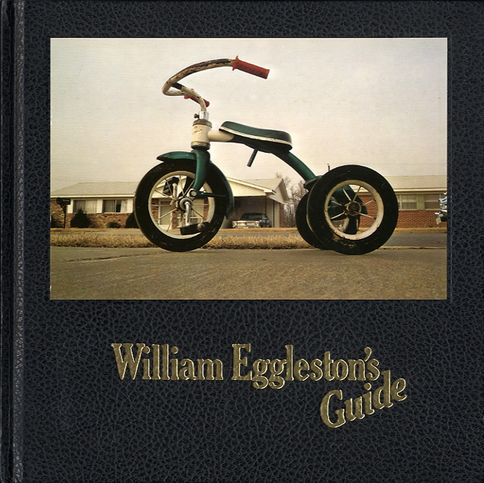William Eggleston's Guide (1976 1st Edition!)