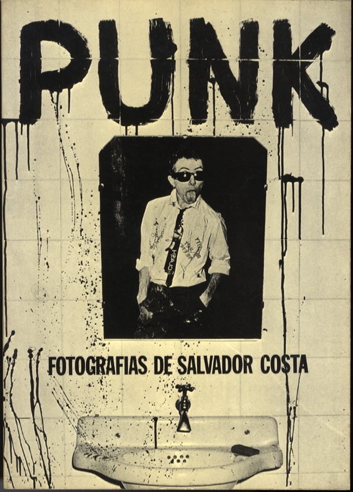 Salvador Costa: Punk (1977!)