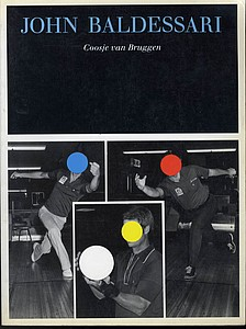 John Baldessari: Lot of 7 Books (1981-1999)