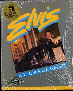 William Eggleston: Elvis at Graceland (In Shrink Wrap with Rare Original Stickers!)