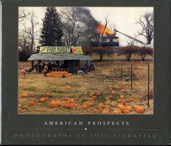 Joel Sternfeld: American Prospects (1st Edition, SIGNED!)