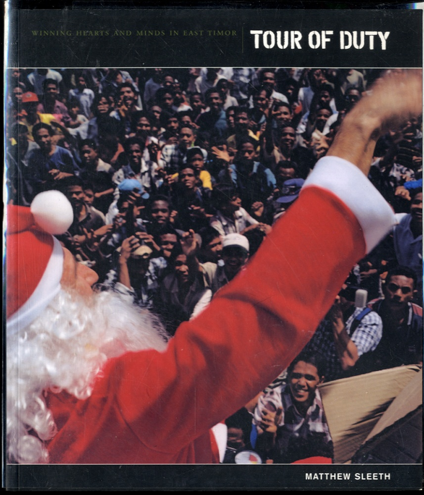 Matthew Sleeth: Tour of Duty (1st Printing, Signed)