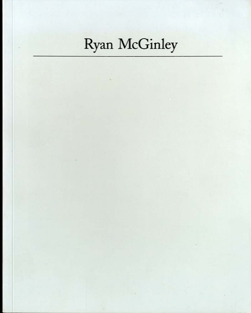 Ryan McGinley (Flasher Factory monograph)