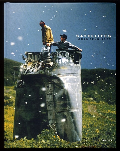 Jonas Bendiksen: Satellites (SIGNED)