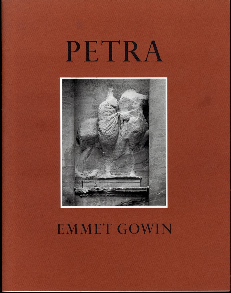 Emmet Gowin: Petra, In The Hashemite Kingdom Of Jordan