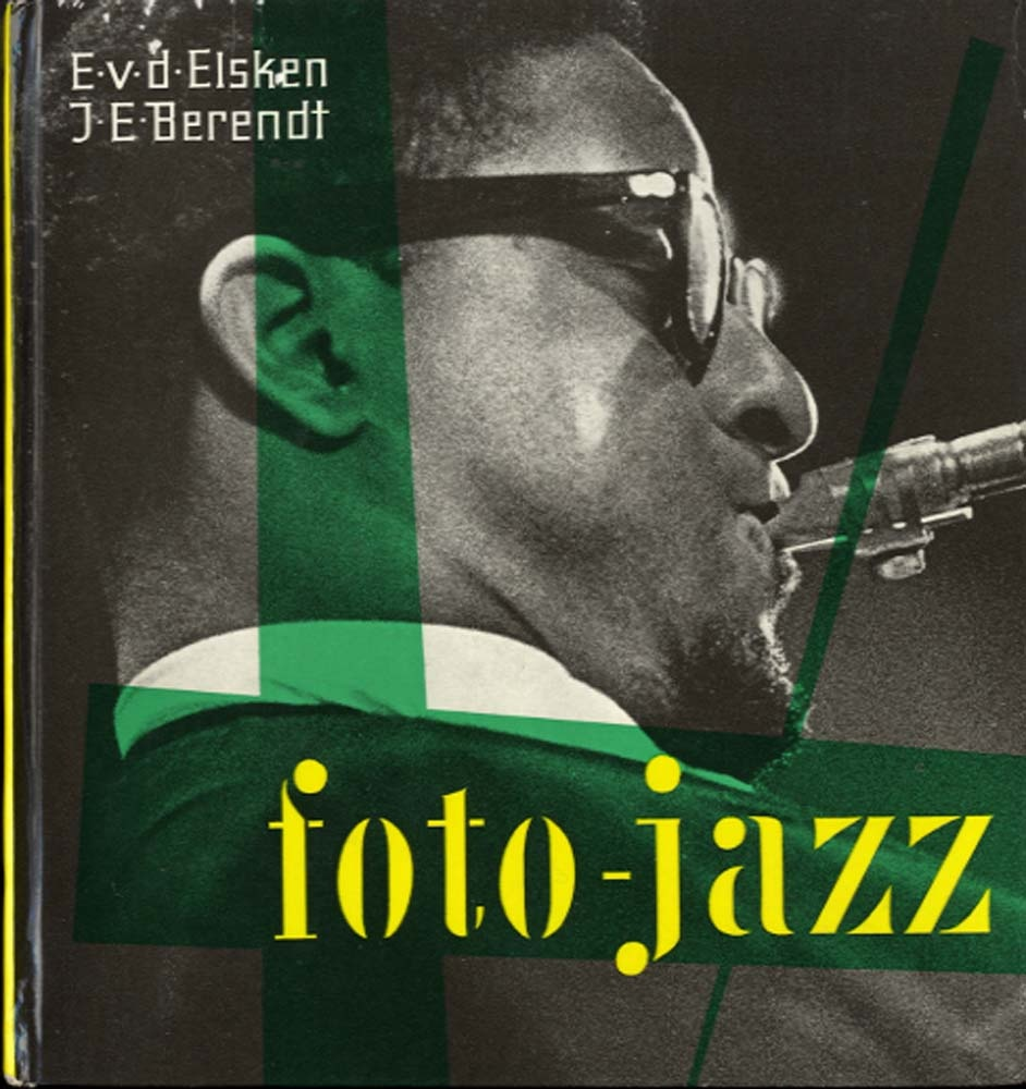 Ed Van Der Elsken: Foto-Jazz (First Edition)