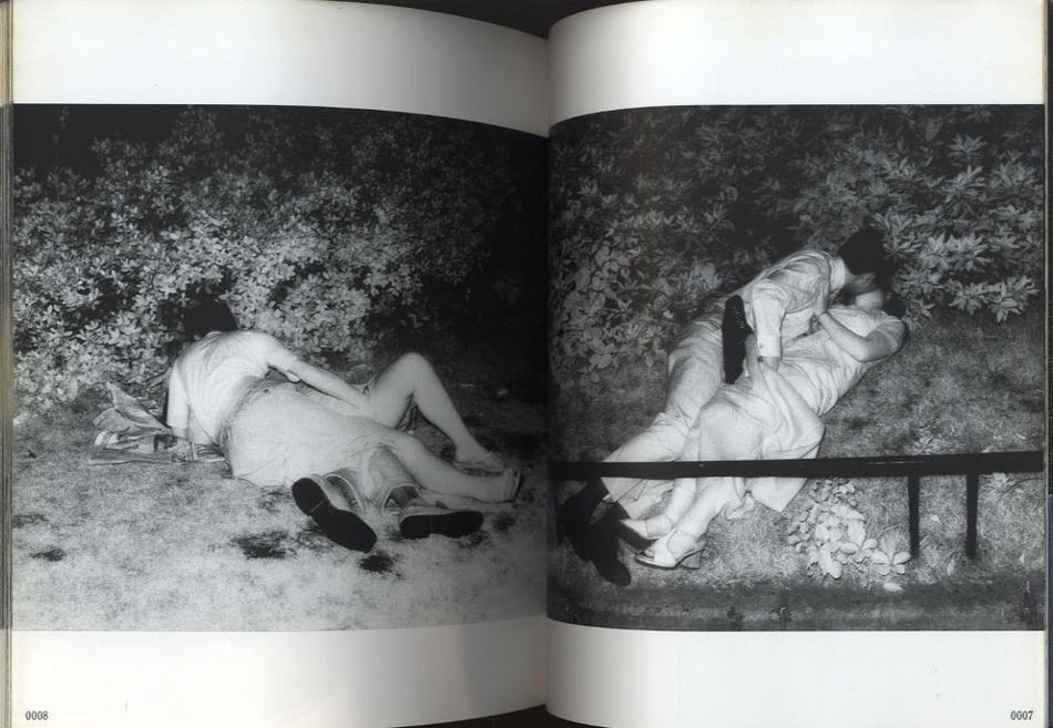 Kohei Yoshiyuki: Document Kouen (Document Park)--First Edition.