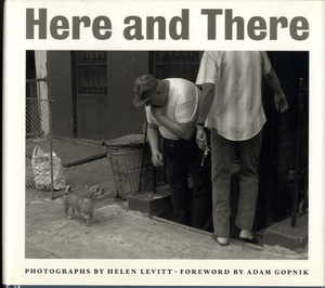 Helen Levitt: Here and There (SIGNED)