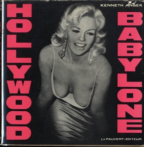 Kenneth Anger: Hollywood Babylon (1959 1st Edition!)