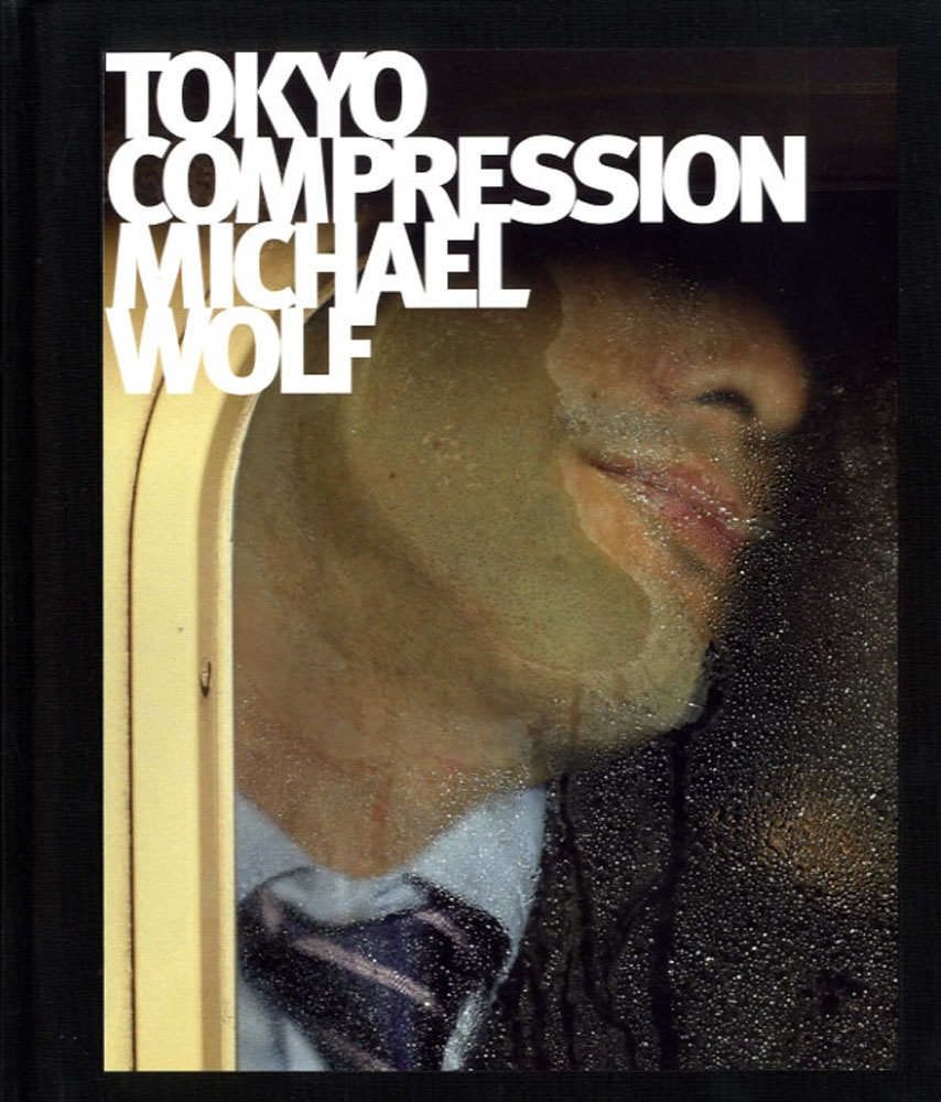 Michael Wolf: Tokyo Compression (First Edition!)
