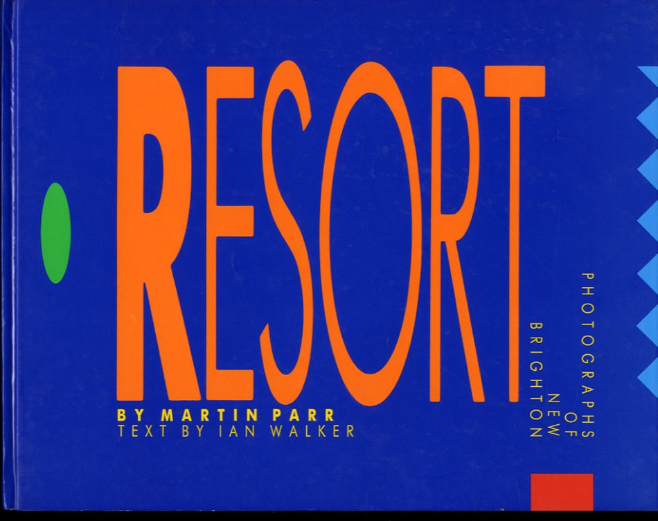 Martin Parr: Last Resort (SIGNED)