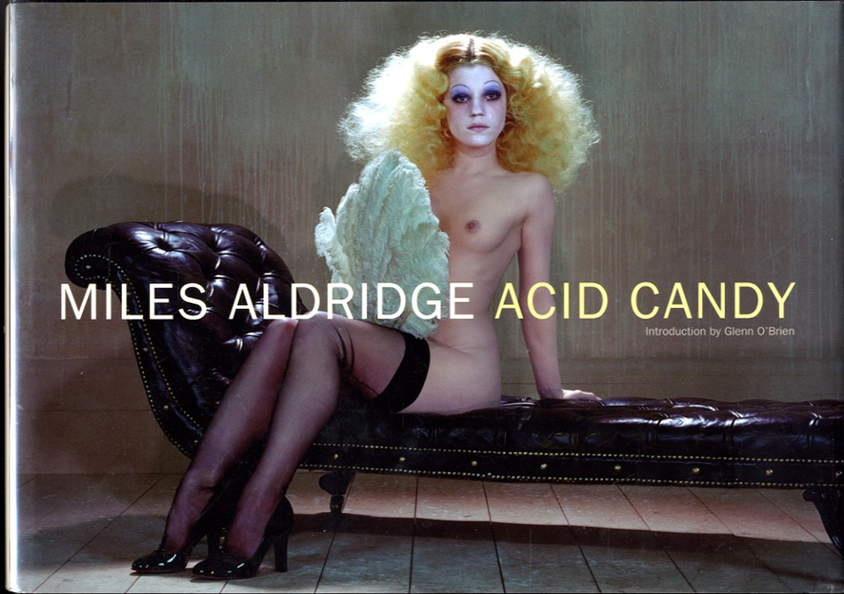 Miles Aldrige: Acid Candy (SIGNED)