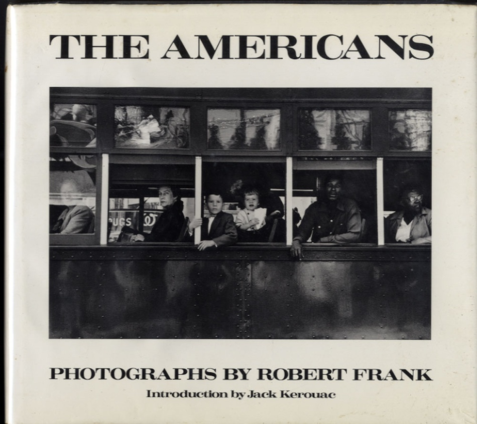 Robert Frank: The Americans (SIGNED)