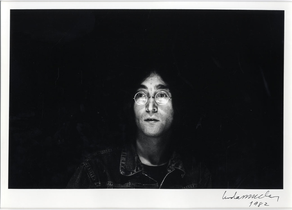 Linda McCartney: Portrait of John Lennon, 1968