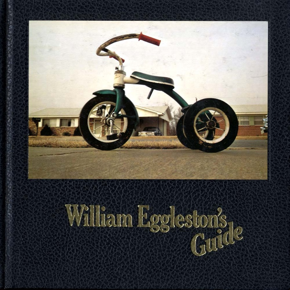 William Eggleston's Guide (1st Edition--SIGNED!)