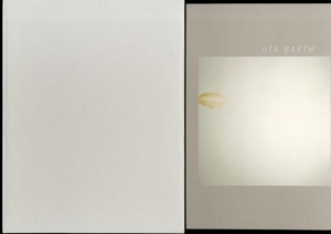 Uta Barth (MoCA, L.A. Catalogue, Reissue), SIGNED Limited Edition