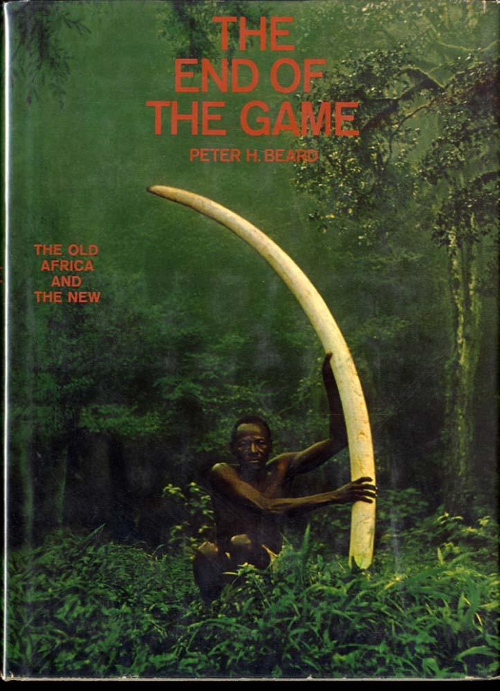 Peter Beard: The End of the Game, 1st edition
