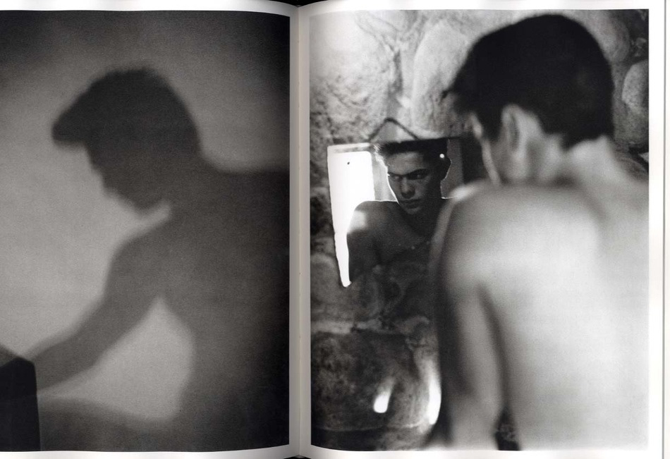 Bruce Weber: Bear Pond + Andy Book + 1988 Knopf Monograph + Gentle Giants (4 Books)