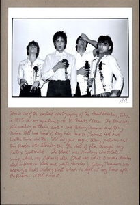 Roberta Bayley: PUNK: The Book (Ltd. Ed., 1/76, with 25 Photos, SIGNED by 5 Punk Luminaries!)
