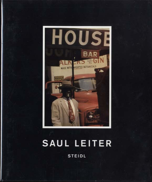 Saul Leiter: 2008 Steidl Monograph (SIGNED)