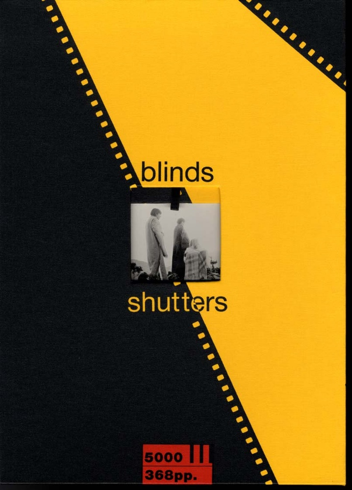 Michael Cooper: Blinds & Shutters (SIGNED by Ten Contributors)